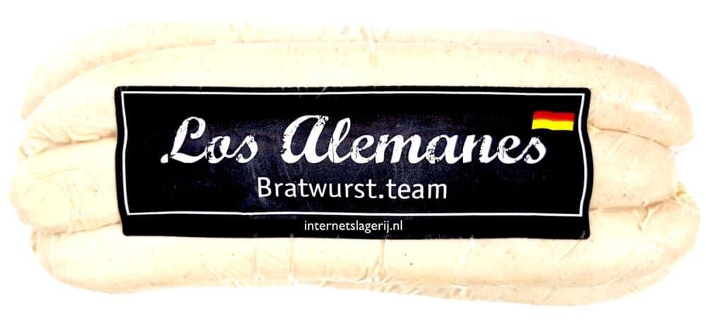 Duitse braadworst