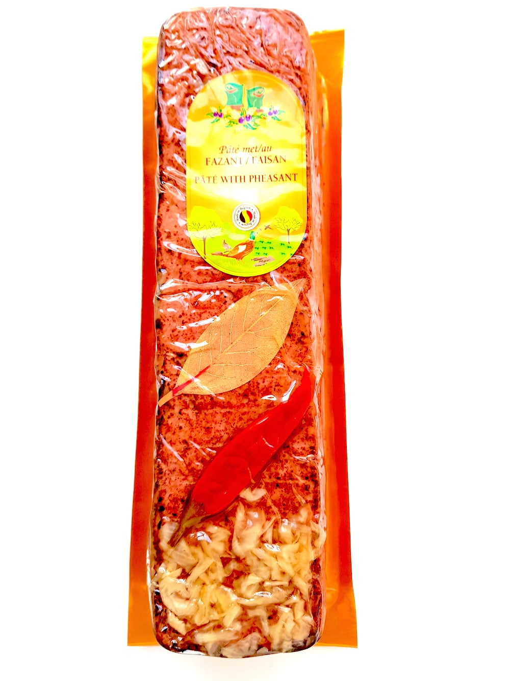 Fazantenpate met Armagnac