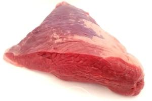 Kalfsstaartstuk Rosé