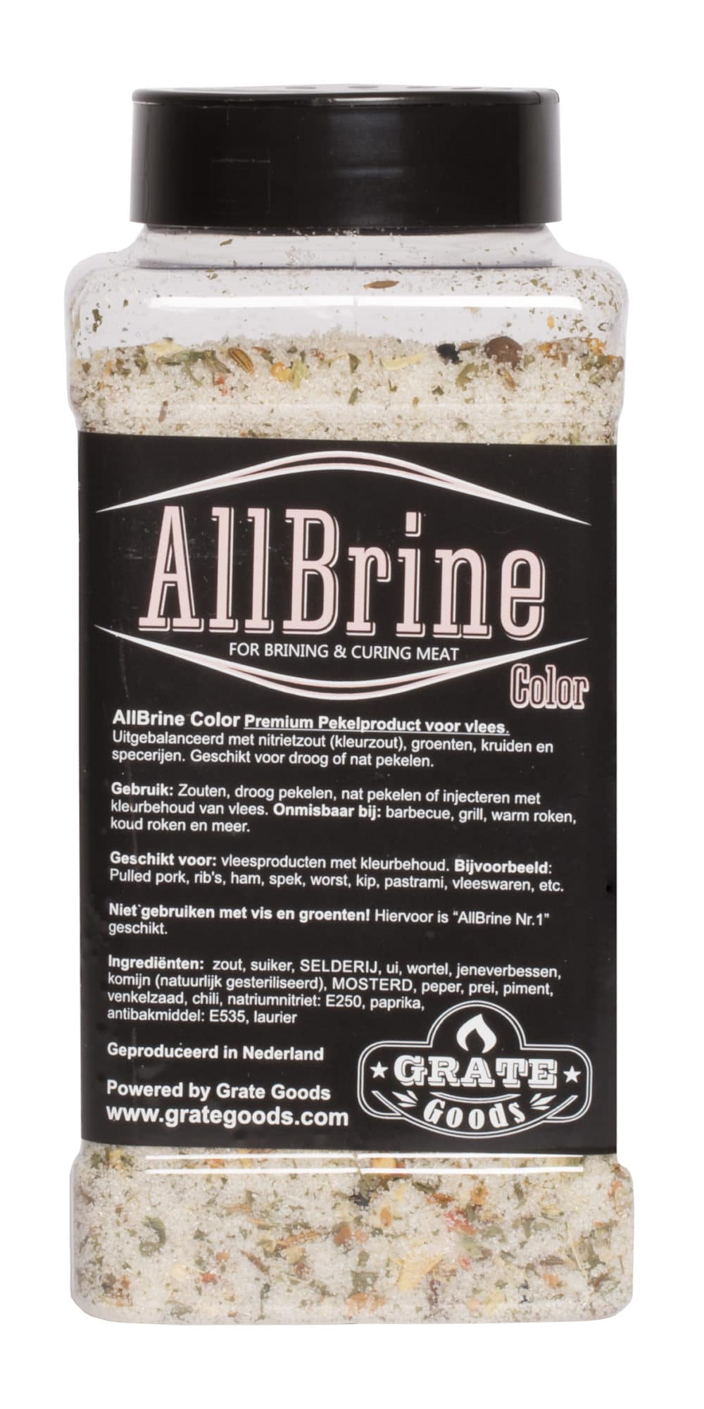 Allbrine color