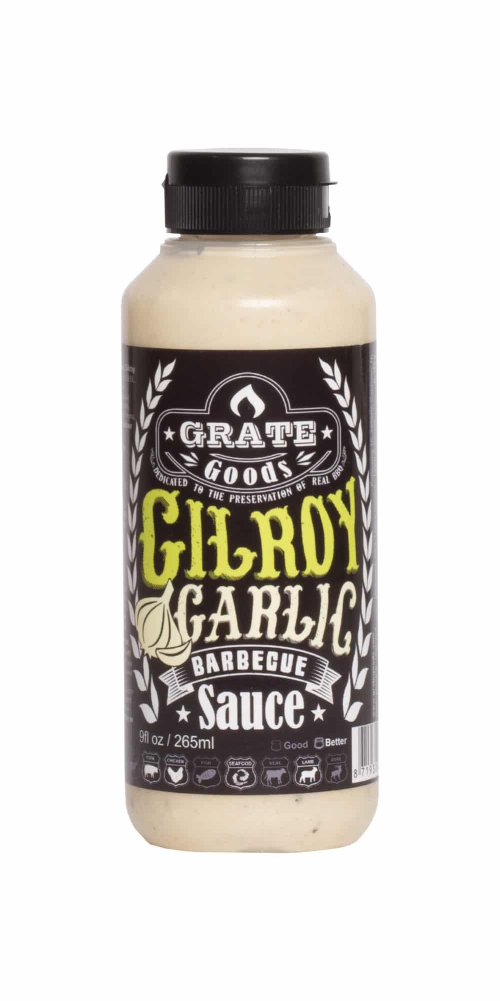 Gilroy garlic sauce