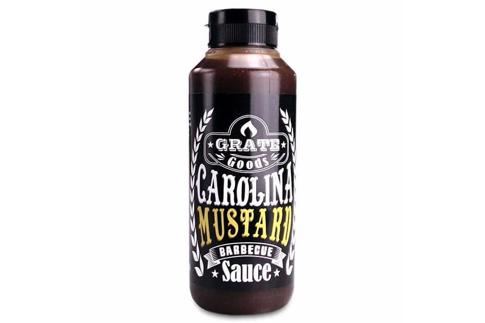 Calorina mustard BBQ sauce