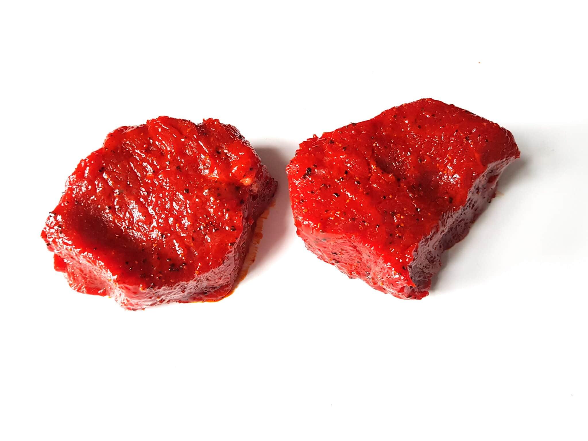 BBQ biefstuk