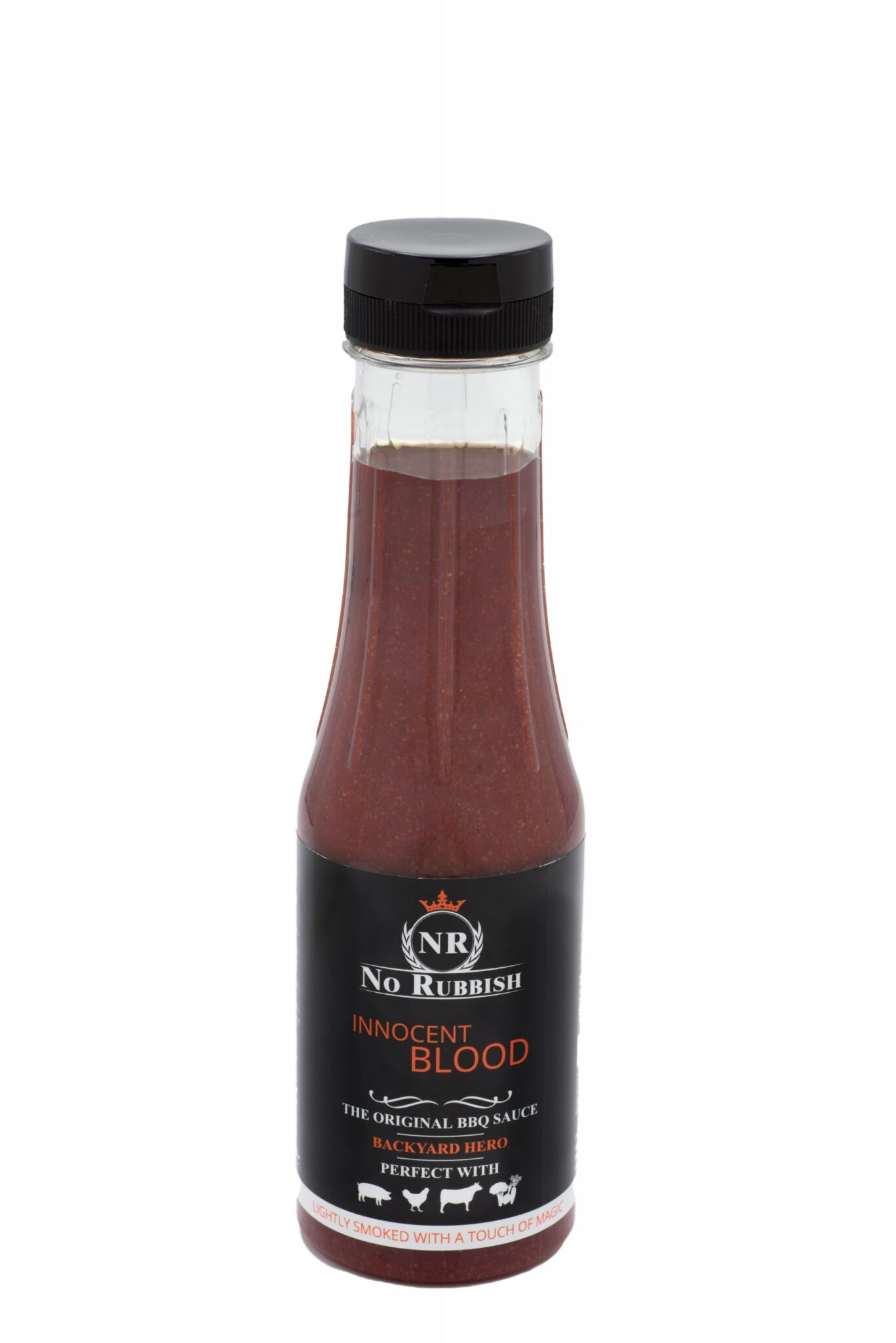 Innocent Blood BBQ saus