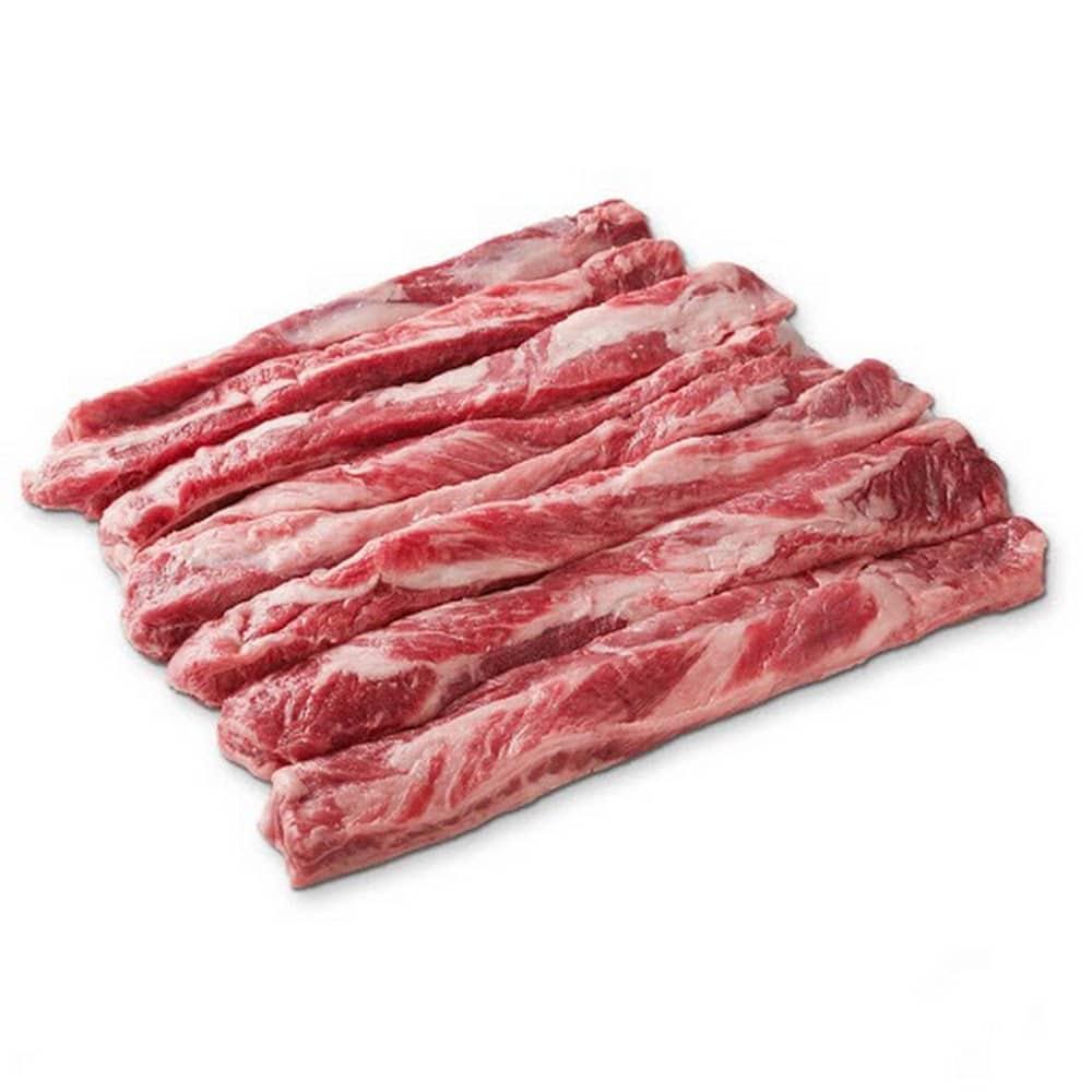 Iberico rib fingers