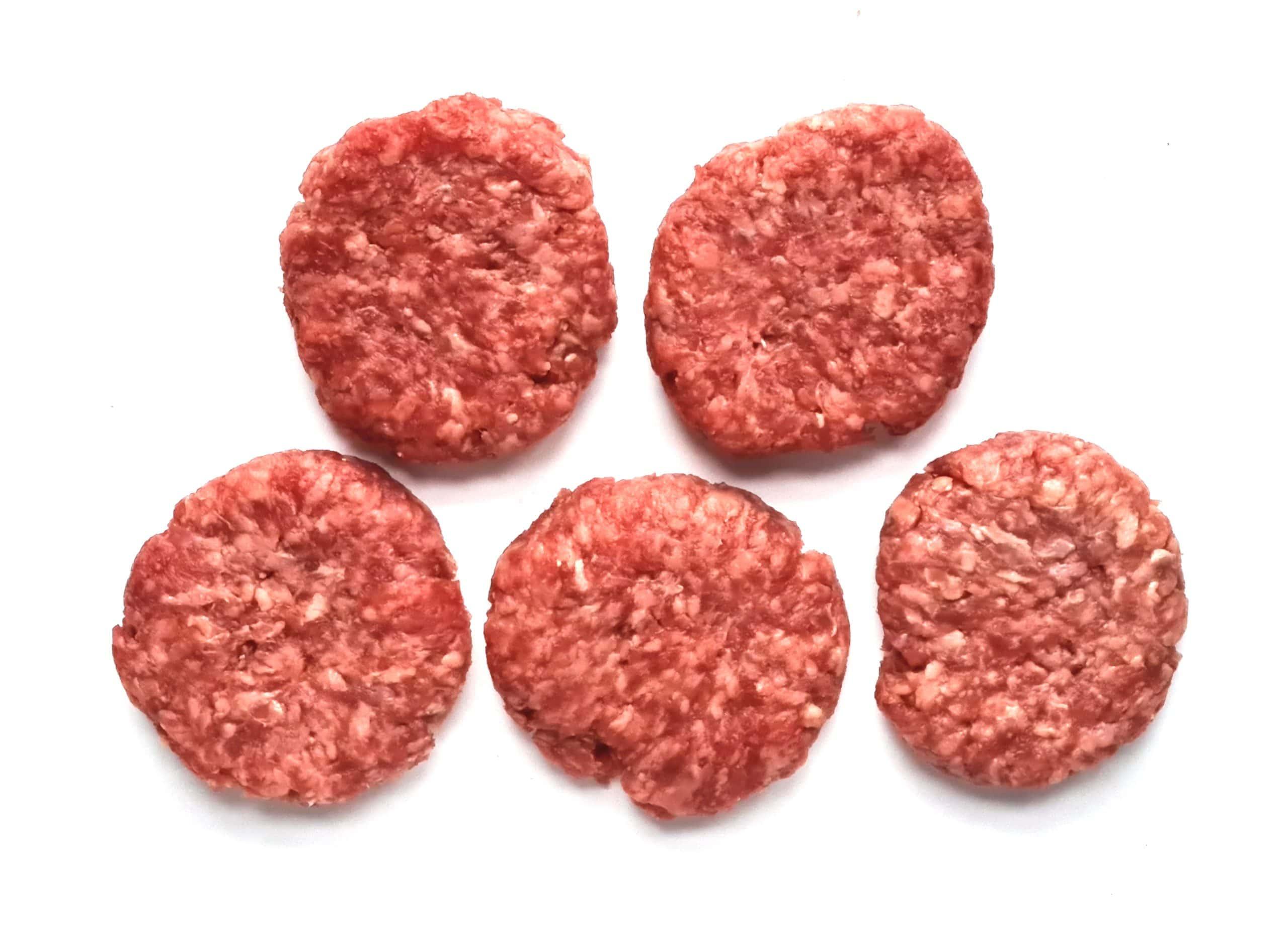 Mini Hamburger Black Angus