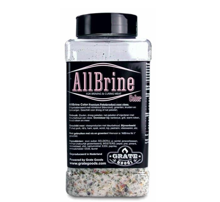 Allbrine Color pekelzout